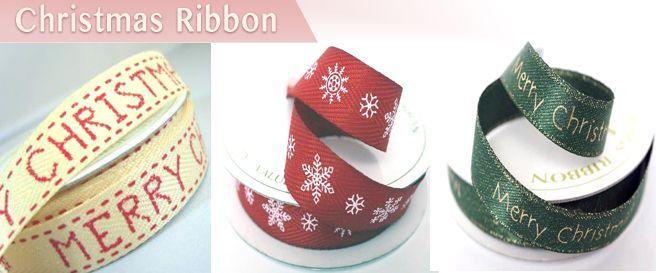 Satin Ribbons | Organza Ribbons | Christmas Ribbons | Grosgrain Ribbons & More - Fantastic Ribbons