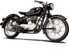 The 250cc BMW R27 - Classic German Motorcycles