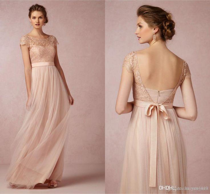 Mejores 205 imágenes de 2016 Bridesmaid Dresses en Pinterest ...
