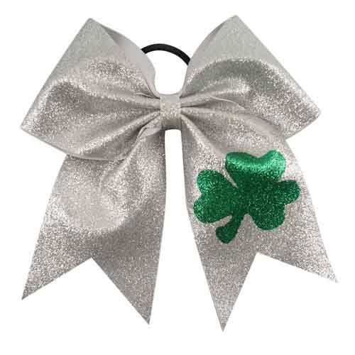 $2.83 St,Partick's day cheer bow,glitter cheer bow,sparkly cheer bow,cheer bow for sale,cheer bow product,cheer bow DIY,cheerleading cheer bows.For businesses, our orders ship within two days, meet CPSIA standards, and are available with no minimum order quantity.