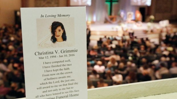 Rest in peace, Christina Grimmie.