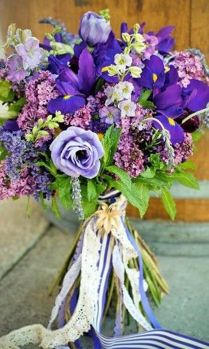 24 gorgeous wedding bouquets 3
