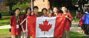 The minister for Canada citizenship and immigration, Chris Alexander, has announced that the country is on track to receive a record number of international students in 2014.