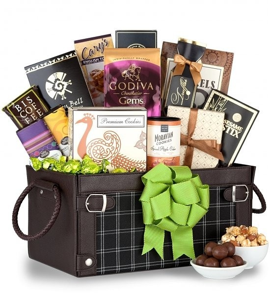 Savory Sensations Gift Basket