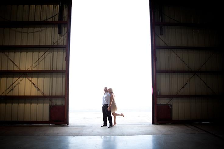 Love the hangar shot. [David Sutta Photography]