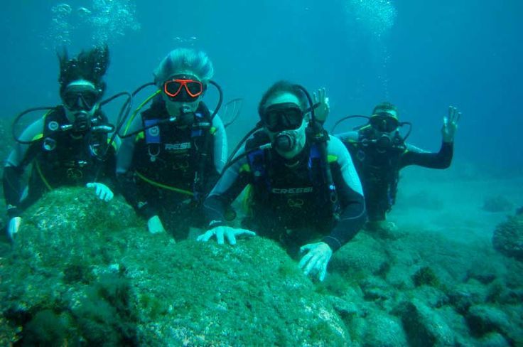 Curso de acreditación Open Water Diver