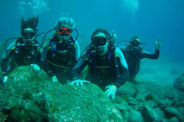 Curso de acreditación Open Water Diver