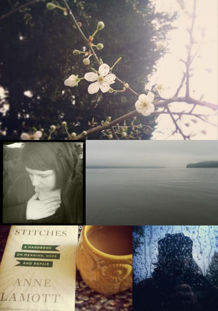 A glimpse inside my daily five deepbreaths practice.
