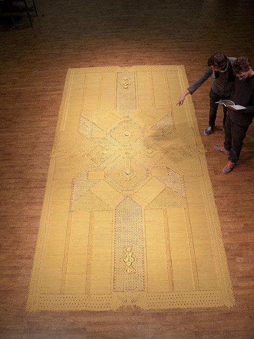 We Make Carpets Temporary Contemporary Carpets