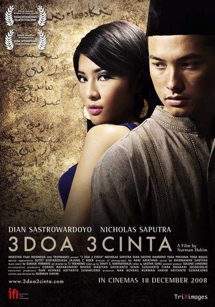 #Nicholas #Saputra & #Dian #Sastro - 3 Doa 3 Cinta