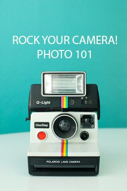 Bella Pop's online photography class - Photo 101