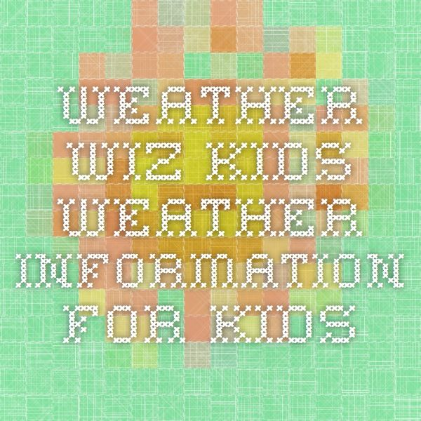 Lightning in Mouth Weather Wiz Kids weather information for kids