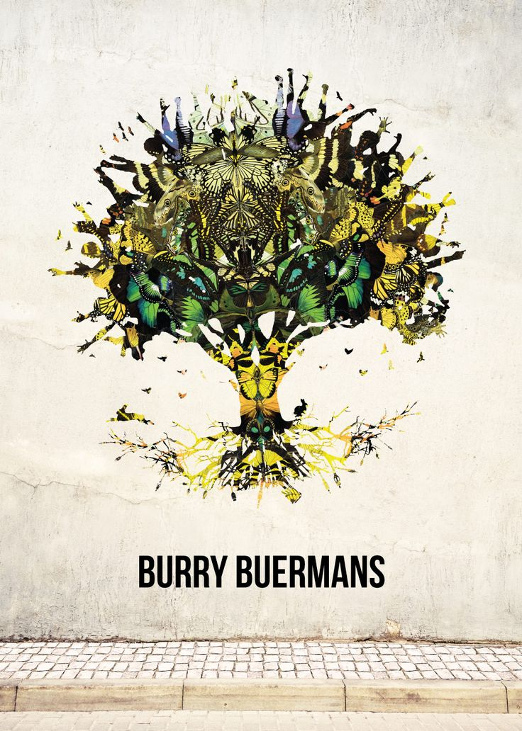 tree NOS ALIVE by Burry Buermans
