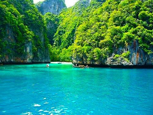 The Philippines :DPhotos, Dreams Places, Southern Thailand, Kayaks, Blue, Mayabeach, Beautifu Maya Beach, Philippines, Thailand Beach