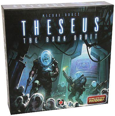 Theseus The Dark Orbit Board Game