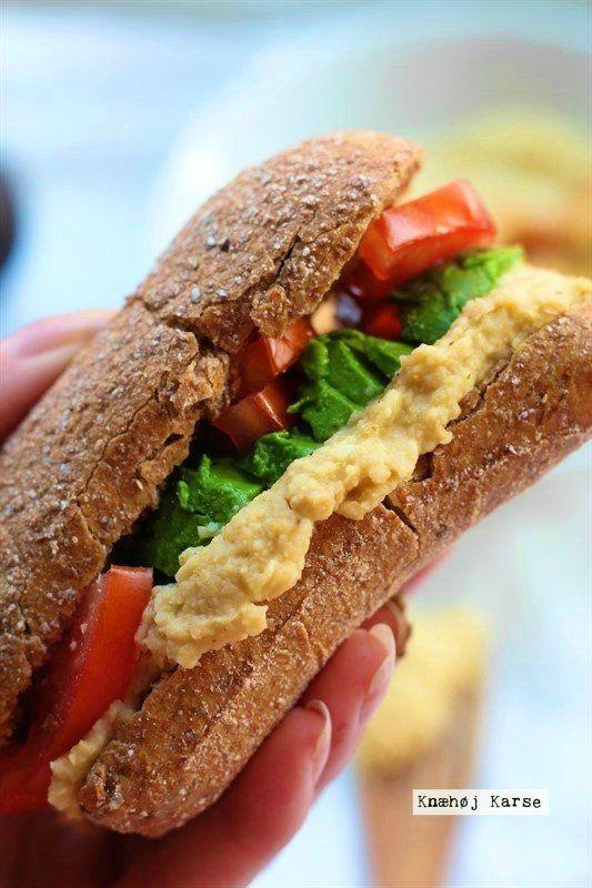 5 veganske spreads, der gør madpakkelivet nemmere