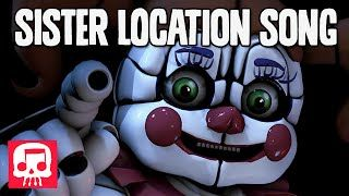 """FNAF SISTER LOCATION Song by JT Machinima - """"Join Us For A Bite"""" [SFM] - YouTube"""