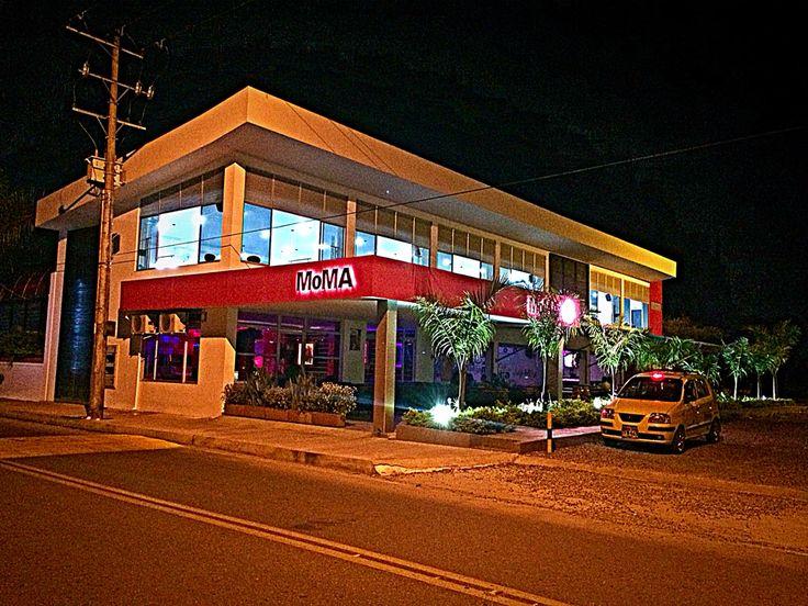Moma Bar - Acacias - Meta - Colombia.
