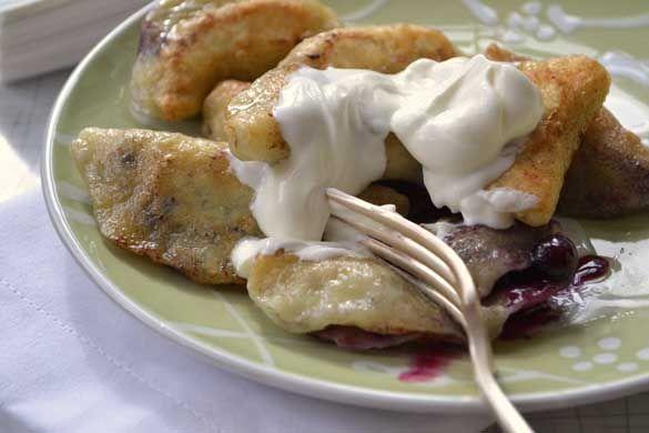 how to make gluten free perogies