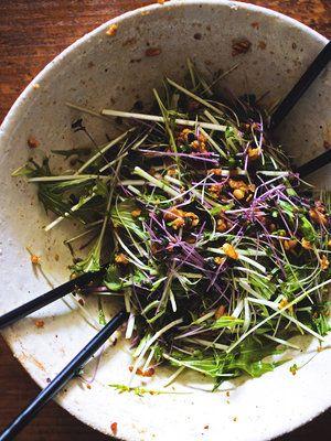 【ELLE a table】松の実ハリハリレシピ|エル・オンライン