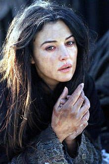 """Monica Bellucci in """"The Passion of theChrist"""""""