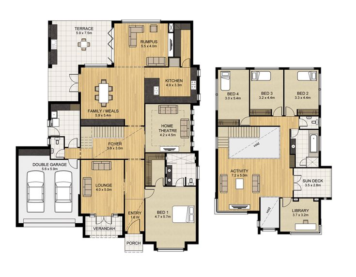 Somerton - Home Design - Sterling Homes - Home Builders Adelaide