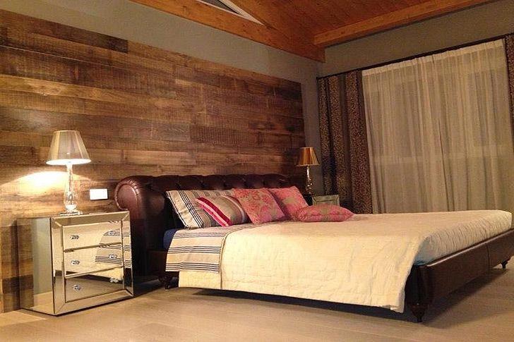 Oltre 25 fantastiche idee su camera da letto legno su - Camera letto legno ...