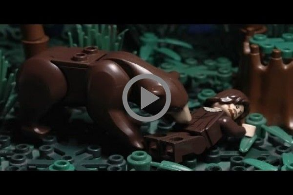 Here Are The Oscars 2016 Best Picture Nominees In LEGO  #oscars #2016 #lego #best #picture #nominees