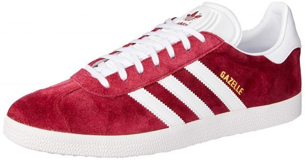 Adidas Gazelle Red | Casuals Classics Collection | Chaussures de ...