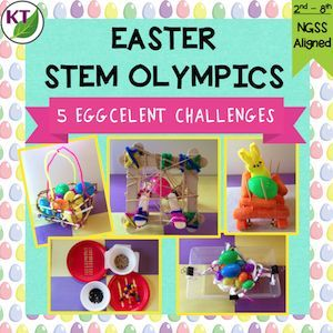 MARCH TEACHER TALK - Easter STEM Olympics. Read the latest blog posts by members of The Best of Teacher Entrepreneurs Marketing Cooperative's Teacher Talk at http://plansforabettertomorrow.blogspot.com/2016/03/easter-stem-olympics.html.  Find out how you can drive more traffic to your personal blog by going to http://www.thebestofteacherentrepreneursmarketingcooperative.com/2014/01/the-best-of-teacher-entrepreneurs.html.