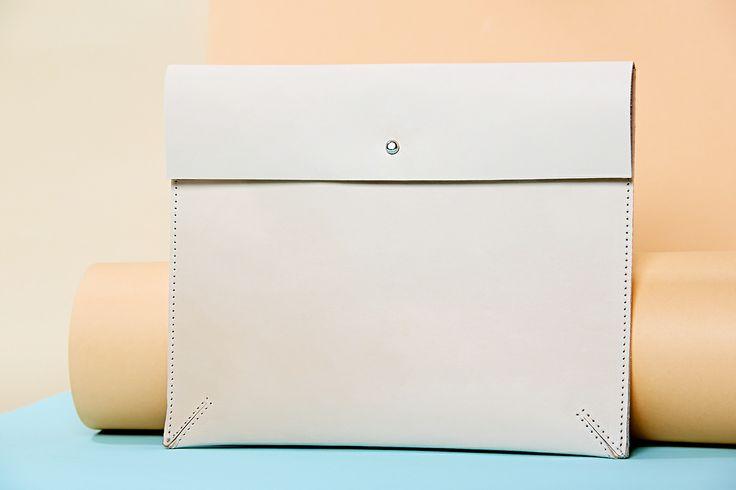Envelope/iPad Case, Tan
