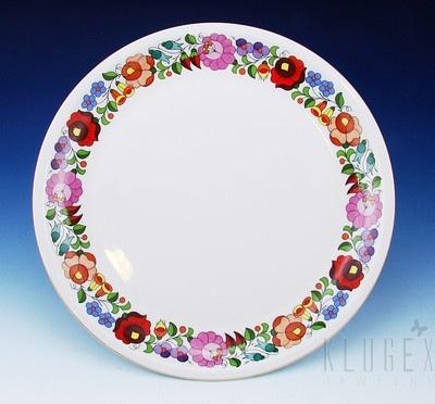 Kalocsa Porcelain Serving Platter