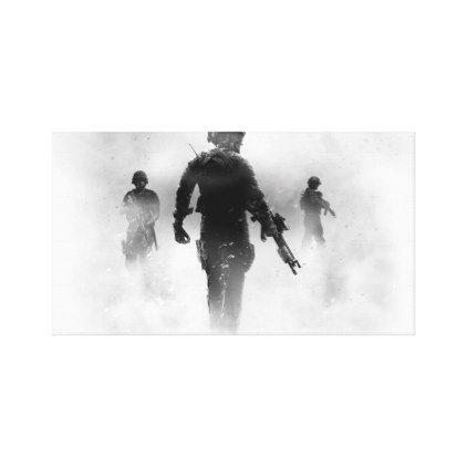 #modern - #Call Of Duty Modern Warfare 3 Canvas Print