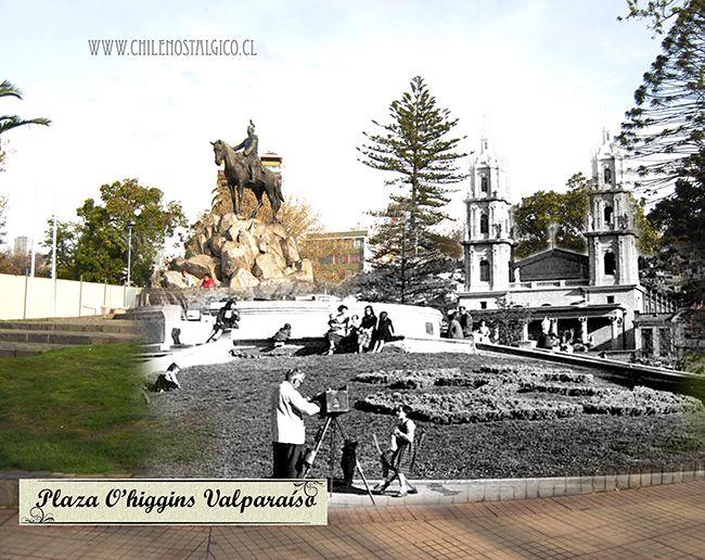 Plaza O'higgins Valparaíso