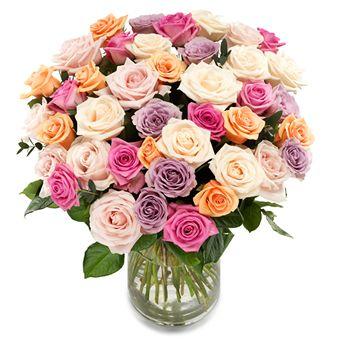 Et hav av roser / roses bouquet