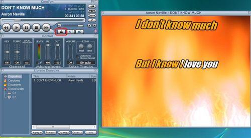 Programas y canciones para karaoke gratuitos