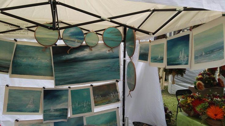 Oil paintings by Sylwia Michalska, obrazy olejne marynistyka Sylwia Michalska, www.artpracownia.wordpress.com