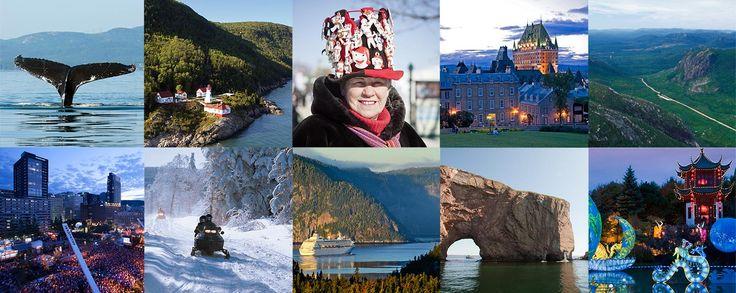 Découvrez le Québec original - Une culture unique, une créativité débordante, une nature omniprésente.