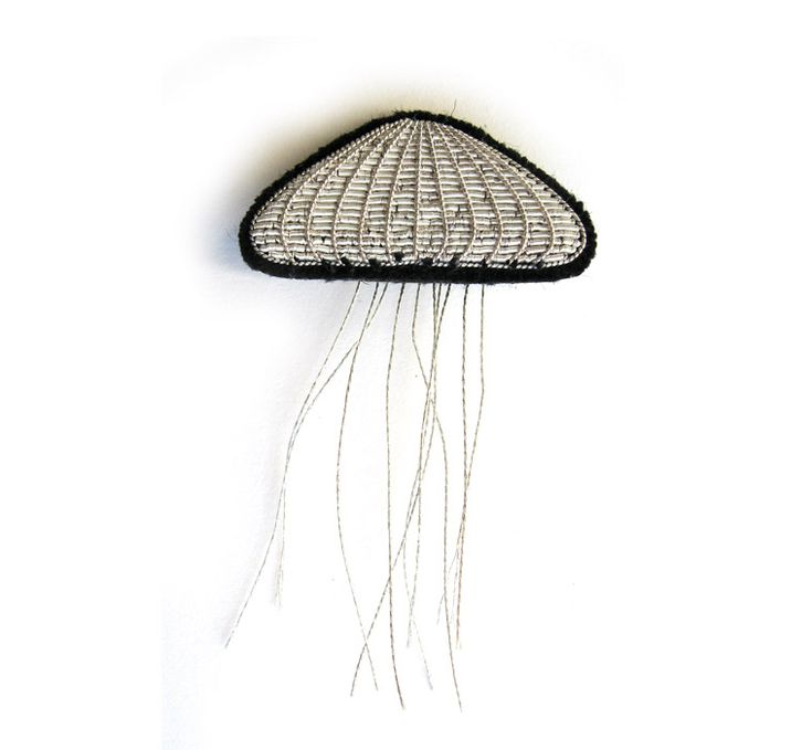 Broche gd pieuvre - Macon&Lesquoy