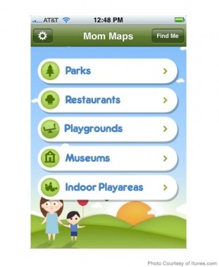 iphone app locate child