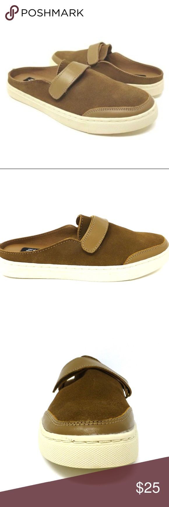 ZIGIsoho Ziginy Arlie Suede Slip-on Sneaker NEW ZIGIsoho Ziginy Womens 8.5 Arlie Suede Leather Slip-on Sneaker Sand NEW NWOB Nordstrom rack clearance shoes have been tried on in store. Suede and leather upper Synthetic sole Round toe slip-on Hook and loop strap ZIGIsoho Shoes Sneakers