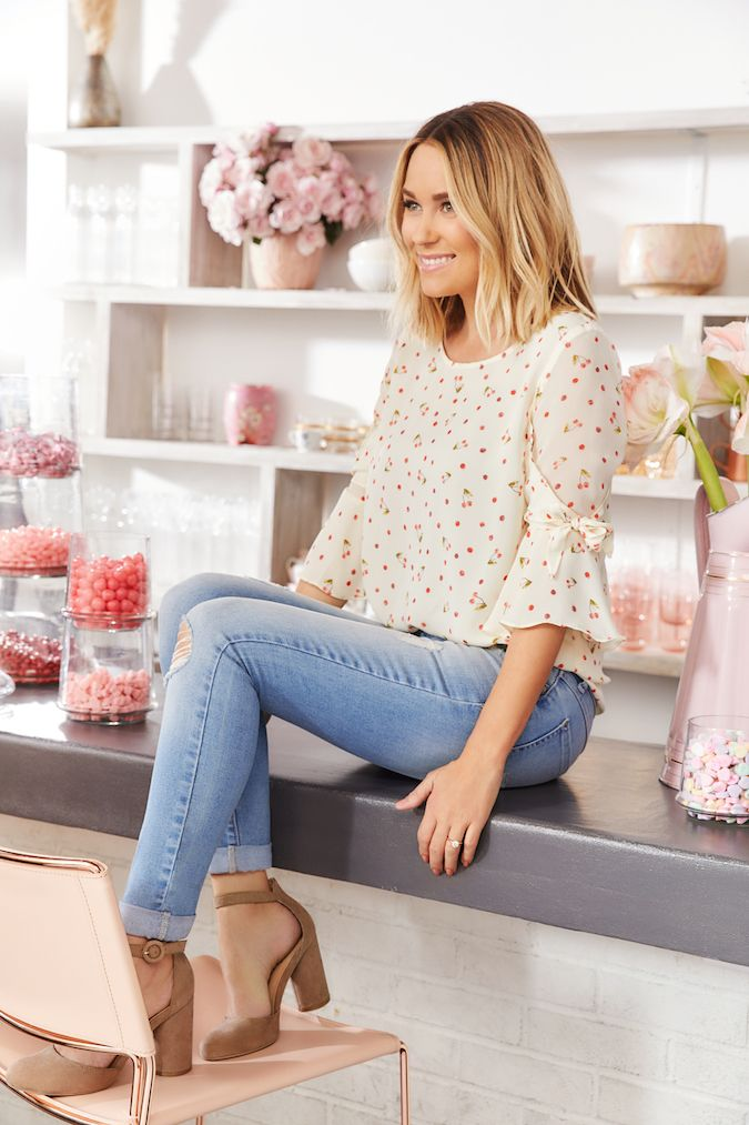 117e12935b Lauren Conrad wearing the February LC Lauren Conrad Collection | Available  at Kohl's