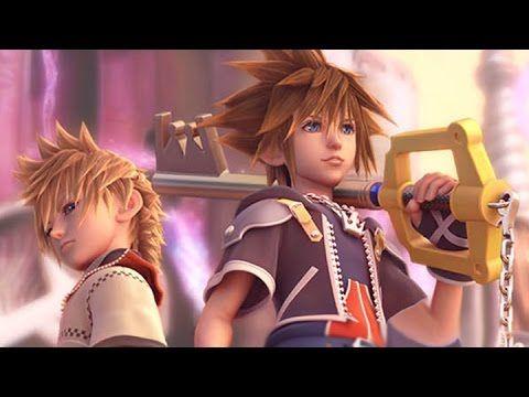 Kingdom Hearts...all disney characters!! ps3