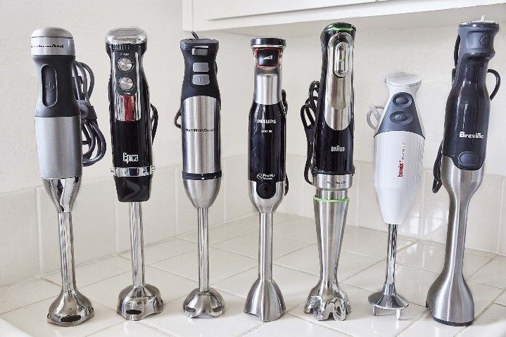 5 Different Types Of Blenders Immersion Blender Recipes Best