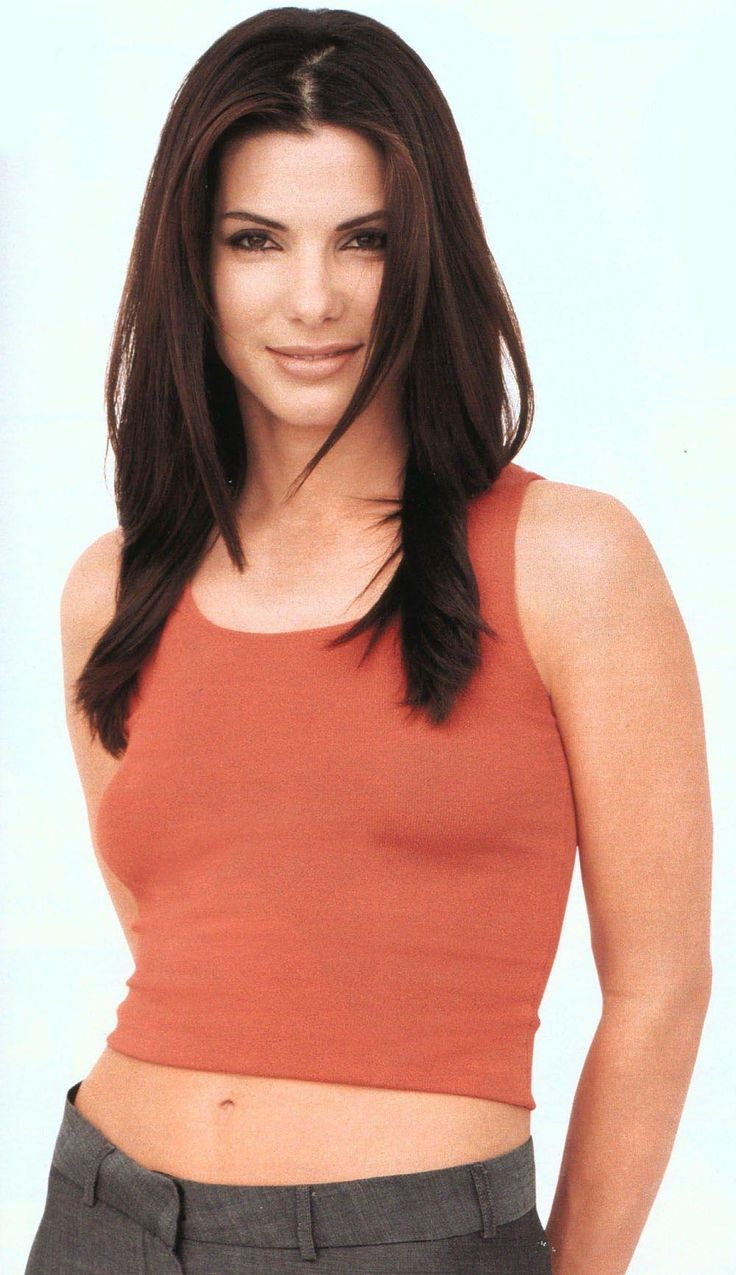 Sandra Bullock. I've a... Sandra Bullock