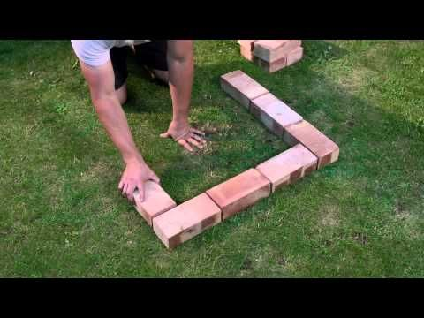 Wickes : How to Build a Fire Pit - YouTube