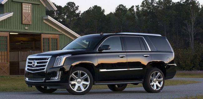 2016 Cadillac Escalade ESV Release Date