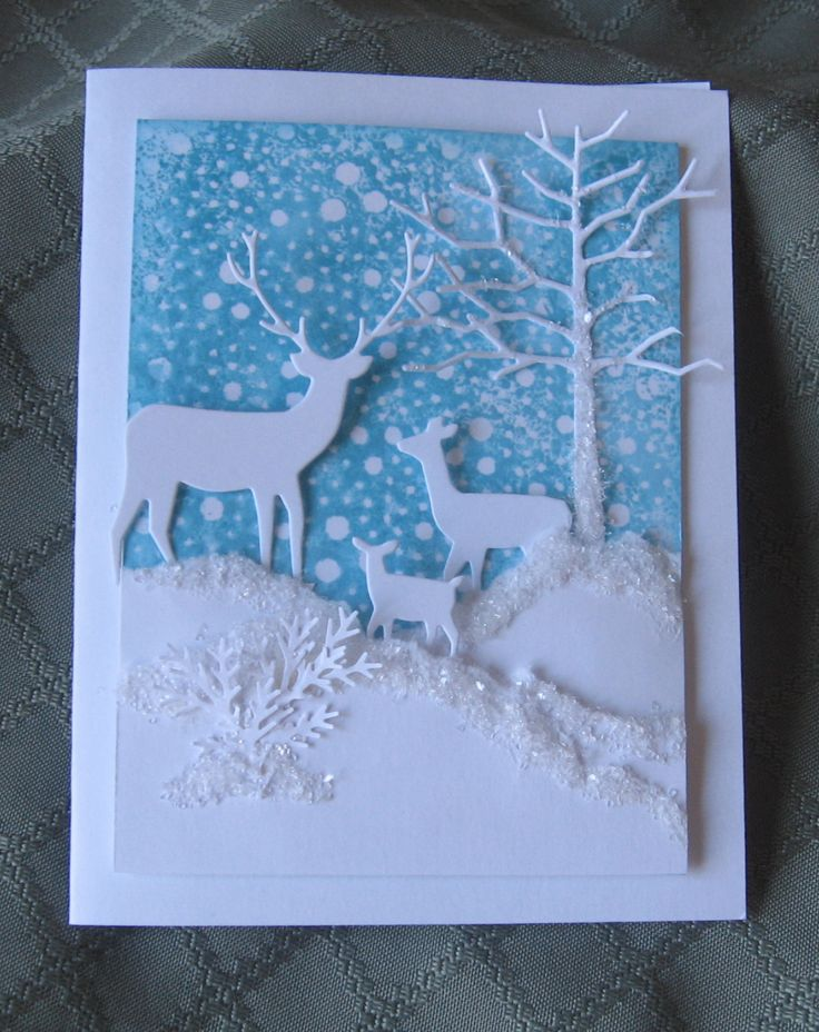 The Stamping Tower: SNOWY SCENE