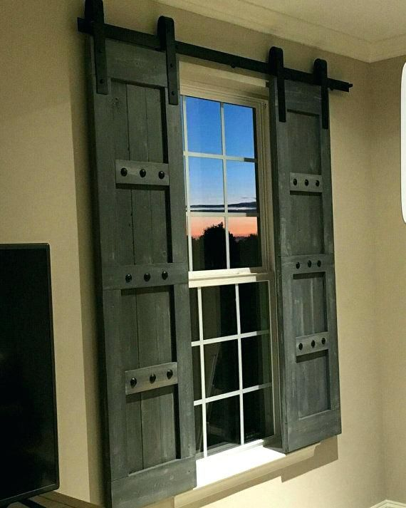 24 Inch Barn Door Interior Window Barn Shutters Sliding Door Shutter For Indoor Designs 24 Barn Door Track Barn Door Shutters Sliding Shutters Interior Windows