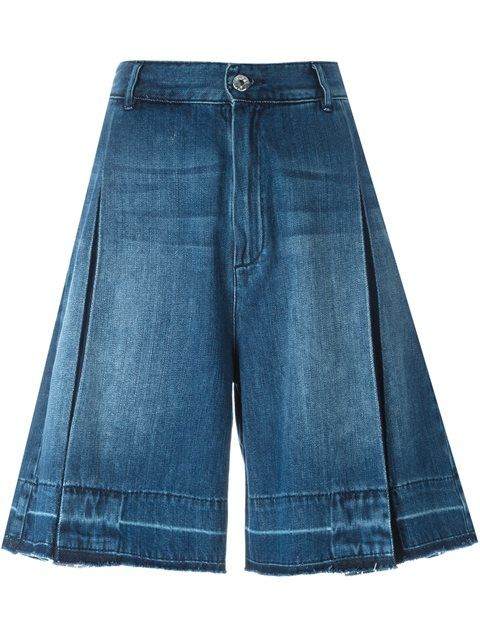 DIESEL Denim Bermuda Shorts. #diesel #cloth #shorts